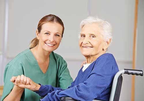 Betreuungsassistent Demenzkranke